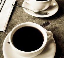 Coffee Klatch by bethstedman