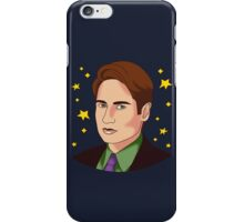 Mulder Yes iPhone Case/Skin