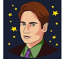 Mulder Yes Photographic Print