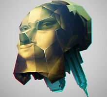 Mona Lisa Mask by geduliss