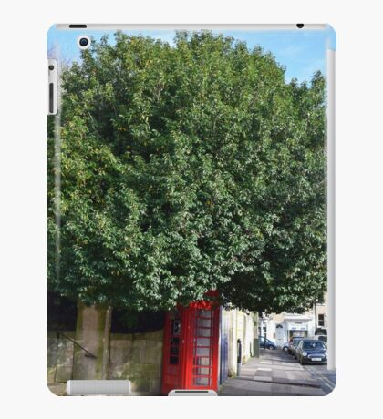 Telephone Tree iPad Case/Skin