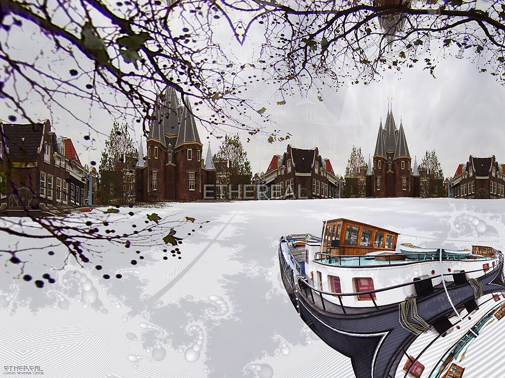 THIN ICE by Ethereal conor graham c2008. by ETHEREAL