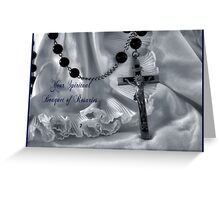 Spiritual Bouquet Greeting Card and more Greeting Card