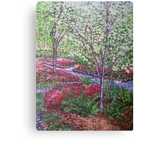 Maclay Gardens Canvas Print
