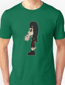 Ian Brown Cartoon Character T-Shirt
