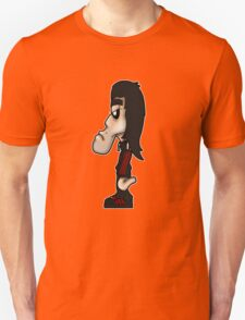 Ian Brown Cartoon Character T-Shirt