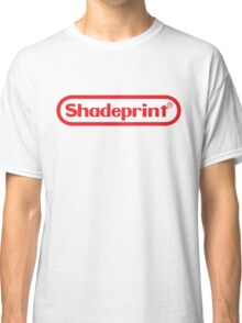 Shadeprint Entertainment Computers. Classic T-Shirt