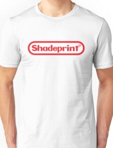 Shadeprint Entertainment Computers. Unisex T-Shirt