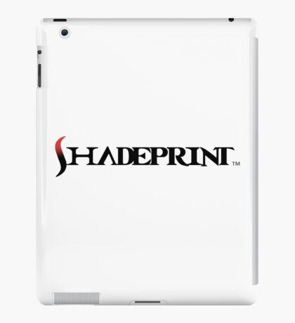 Shadprint Saturn Logo. iPad Case/Skin