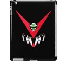 Gundam head - black iPad Case/Skin
