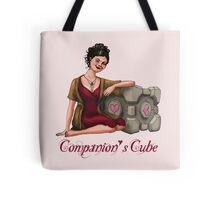 Companion's Cube Tote Bag
