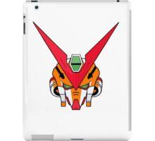 Gundam head - orange iPad Case/Skin