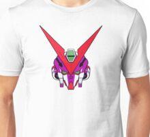 Gundam head - purple Unisex T-Shirt