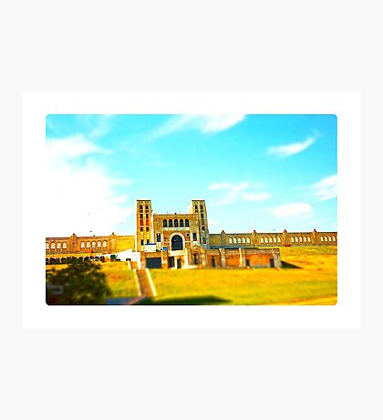 The Palace of Purification Photographic Print
