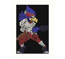 That Ain't Falco! | Falco Typography Art Print