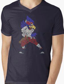That Ain't Falco! | Falco Typography Mens V-Neck T-Shirt