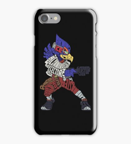 That Ain't Falco!   Falco Typography iPhone Case/Skin