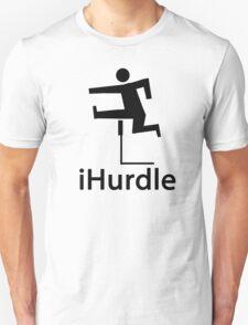 iHurdle BLACK T-Shirt