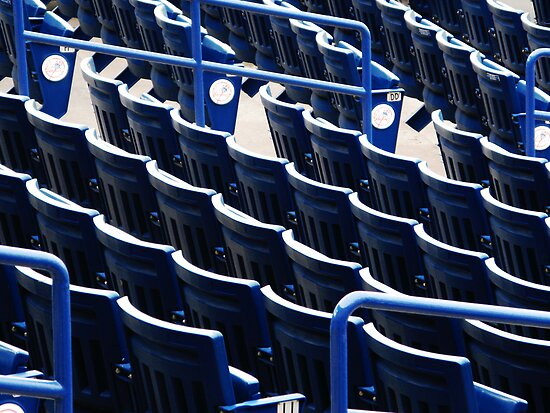 Empty Seats by Nukee