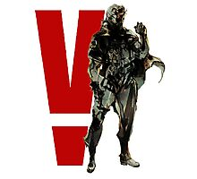 Metal Gear Solid V - Big Boss Photographic Print