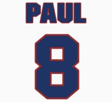 National Hockey player Paul Guay jersey 8 by imsport