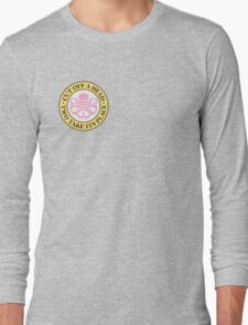 Hydra for ice cream lovers (badge) Long Sleeve T-Shirt