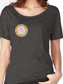 Hydra for ice cream lovers (badge) Women's Relaxed Fit T-Shirt