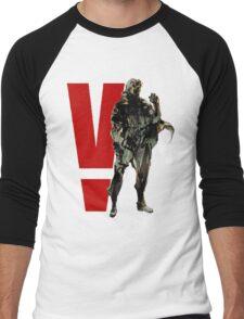 Metal Gear Solid V - Big Boss Men's Baseball ¾ T-Shirt