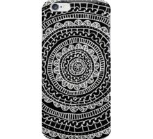 Zentangle Aztec Tumblr Design iPhone Case/Skin