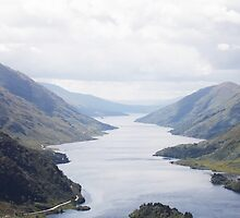 LOCH SHIEL SCOTTISH HIGHLANDS by alexandriaiona