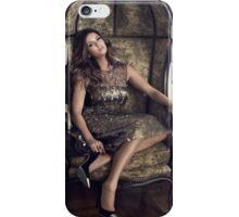 Nina Dobrev iPhone Case/Skin