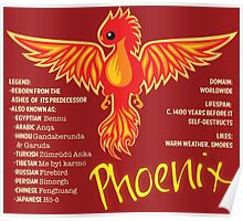 Phoenix With Title Poster
