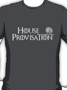 House Provisation (White) T-Shirt