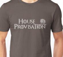 House Provisation (White) Unisex T-Shirt