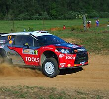 Petter Solberg SS12 Rally Australia by Elmacca