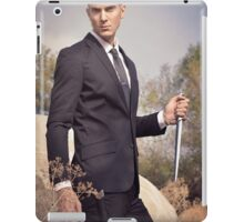 Travis Fights Giants 2 iPad Case/Skin