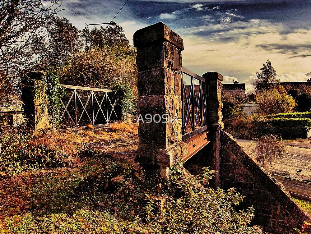 Last Bridge on the Lartigue by A90Six
