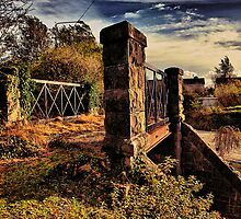 Last Bridge on the Lartigue by A90Six