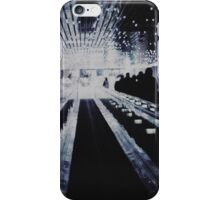 Fade into White iPhone Case/Skin