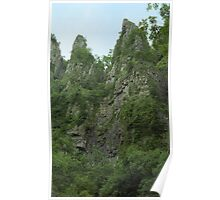 Cheddar Gorge Cliffs Poster