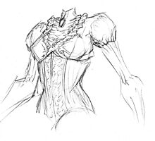 Corset by LauranneSM