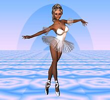 Beautiful Ballerina (Happy Birthday) by EnchantedDreams