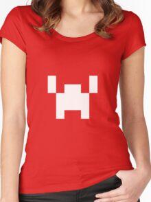 Ze Royal Viking Logo Women's Fitted Scoop T-Shirt