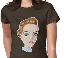 girlie 2 Womens Fitted T-Shirt