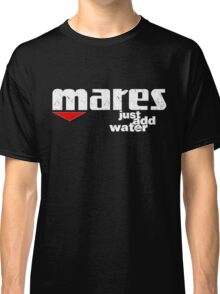 Mares Just Add Water Classic T-Shirt