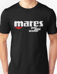 Mares Just Add Water T-Shirt