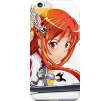 Sword Art Online - Asuna the Amazing Warrior iPhone Case/Skin