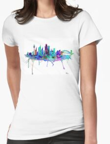 The Greatest City in the World Womens Fitted T-Shirt