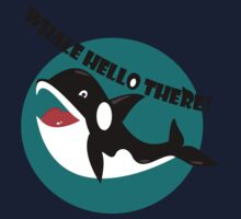 Whale hello there! Kids Clothes