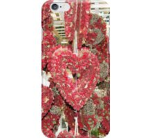 Hearts Full Of Flowers iPhone Case/Skin